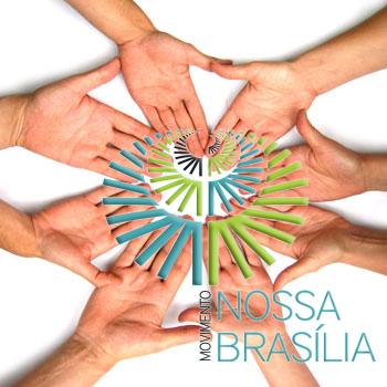 Convite: evento aberto do Movimento Nossa Brasília na UnB