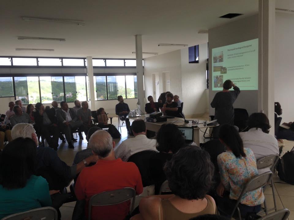 Brasília pode ser referência de resiliência global