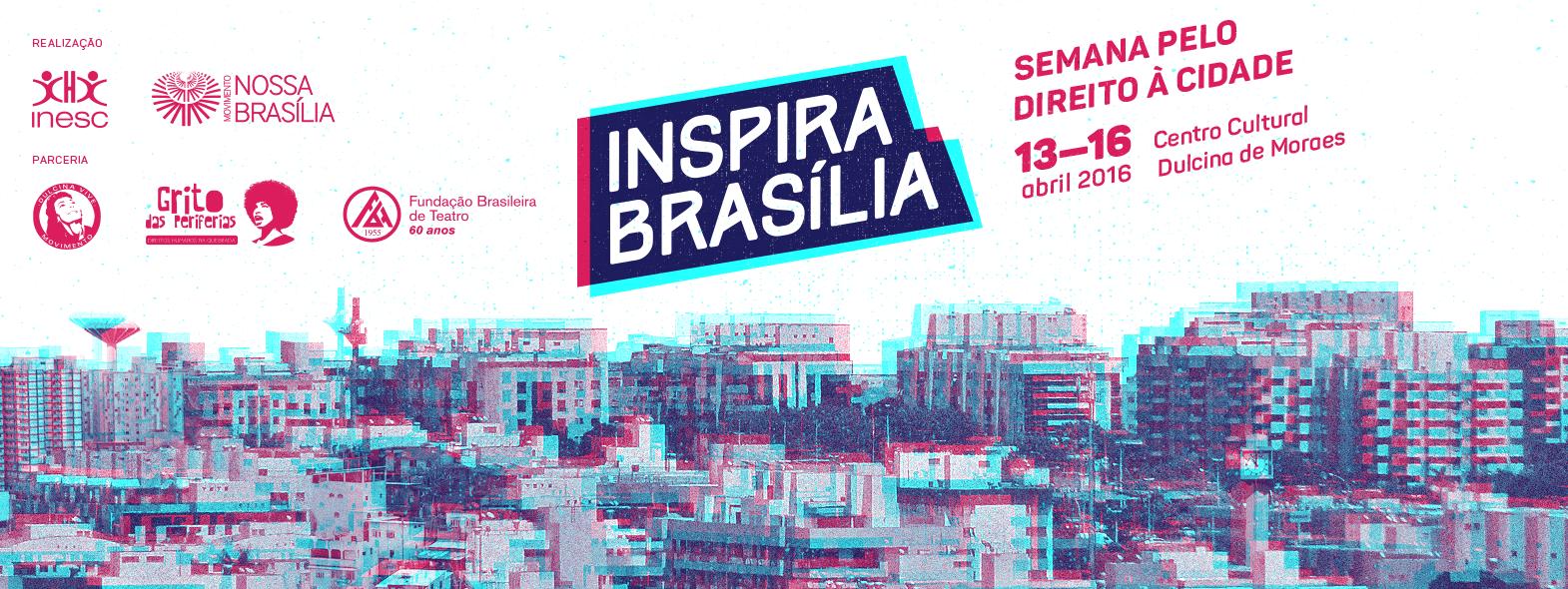 Inspira Brasília convida a ocupar o Complexo Cultural Dulcina