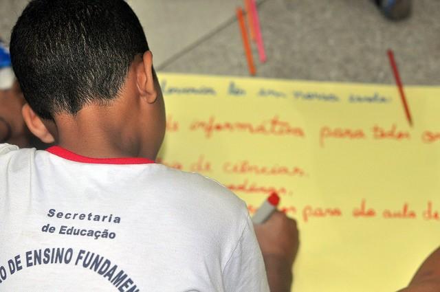 Cidades para quem: direto a educação é para tod@s?