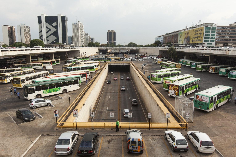 Propostas do Nossa Brasília para a melhoria do transporte público do DF