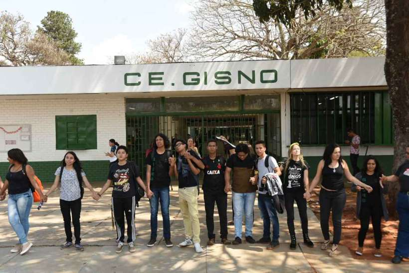 Depois de declarar militarização forçada no GISNO, Ibaneis volta atrás
