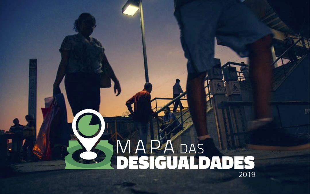 Movimento Nossa Brasília lança segunda a edição do Mapa das Desigualdades do DF